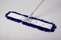 "Dust Magnet 80cm (32"") complete with sweeper head blue"