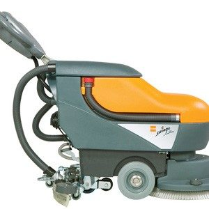 Taski Swingo 450 BMS Battery Scrubber Dryer Complete with Battery