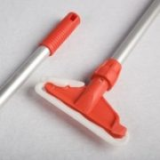 Aluminium Handles and Plastic Mop Holders