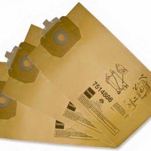 Taski Vento 8 Vacuum Disposable Paper Dust Bags (10)