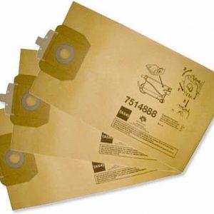 Taski Vento 15 Vacuum Disposable Paper Dust Bags (10)