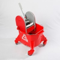 Smoothline Combo Mopping Unit - with plastic wringer
