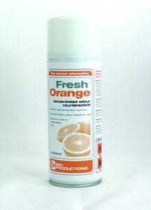 Fresh Orange Concentrated Odour Counteractant (Large Can)