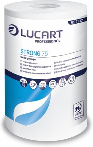 Lucart Strong Kitchen Towel 75 mtrs 8 pack