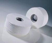 Midi Jumbo Single Ply Luxury Toilet Tissue 300 mtr 12 per case