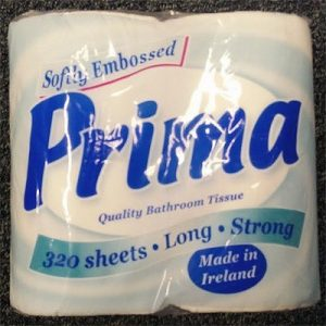 48pk Prima Toilet Tissue (Case of 12 x 4)