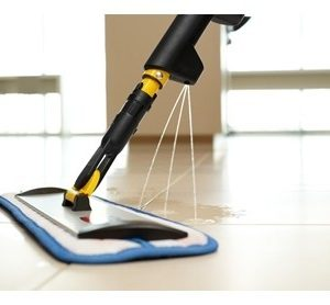 Rubbermaid Pulse™ Microfibre Floor Cleaning System with built in reservoir