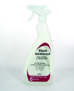 Stain Remover 750ml - For Carpets and Upholstery