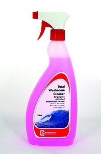 RTU Total Washroom Cleaner 750ml - All Purpose Perfumed Bactericidal Cleaner