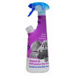 Concentralia® with EcofoamSystem® Pro Neutral 5D Multi-purpose Floor Cleaner