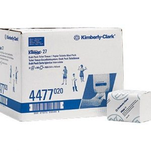 Bulk Pack Double Ply Luxury Toilet Tissue (orders from 1-5 cases)