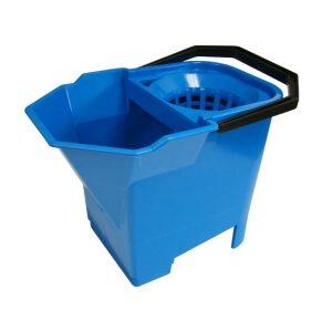 Bulldog Plastic Wringer Bucket 15 litre