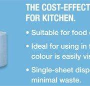 Lucart L-One MINI 350 Kitchen Tissue Dispenser