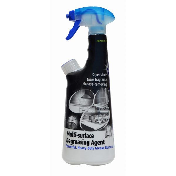 Concentralia® with EcofoamSystem® Pro Multi-surface Degreasing Agent
